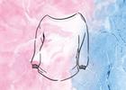 Tehotenské svetre / mikiny