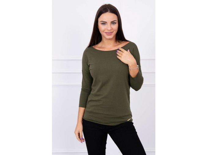 Jednofarebné tričko 5