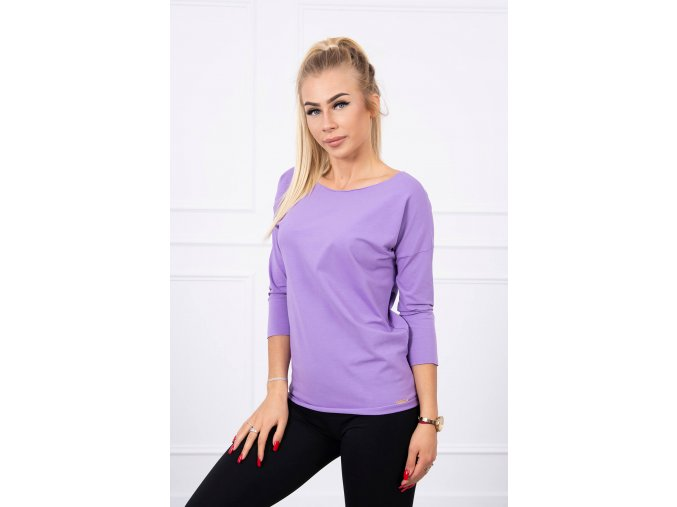 Jednofarebné tričko 43