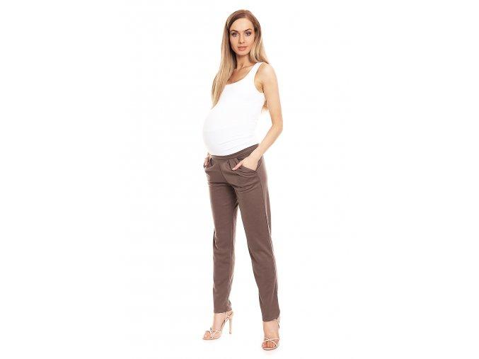Elegantné tehotenské nohavice 3