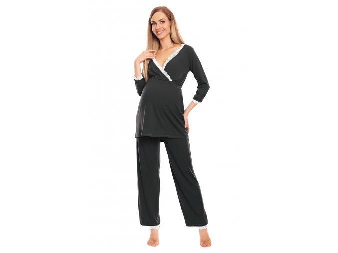 Tehotenské pyžamo 5