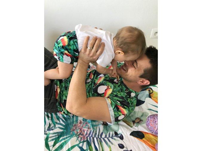 Set Exotic pre otca a dieťa 6