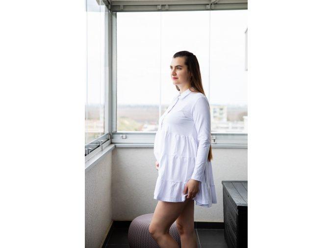 Tehotenské šaty Grace 8