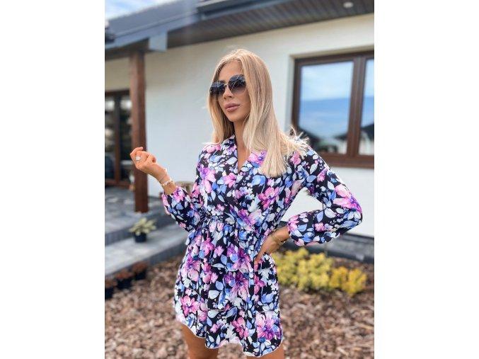 A20 Kvetinové šaty Suzie 2