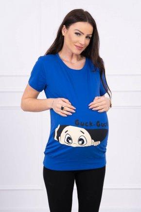 Tehotenské tričko 33