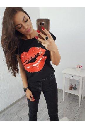 Y49 Tričko Kiss 4