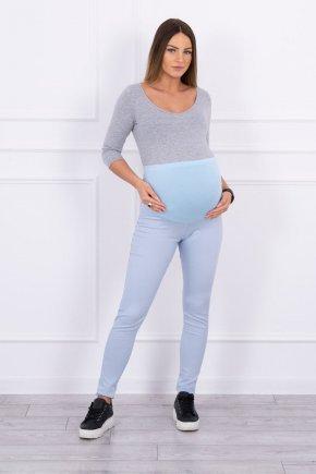 Tehotenské rifľové nohavice 31