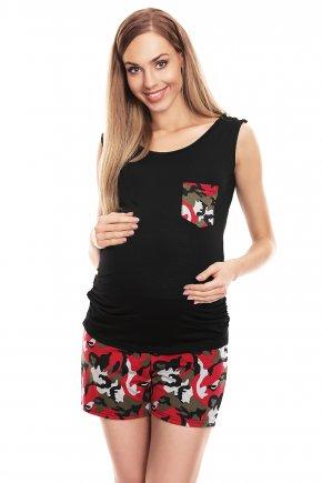 Tehotenské pyžamo Army