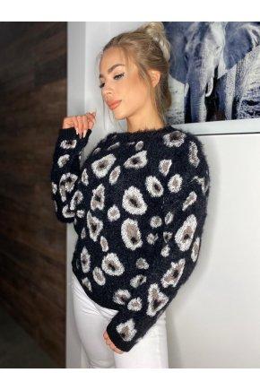 Y98 Chlpatý sveter 7