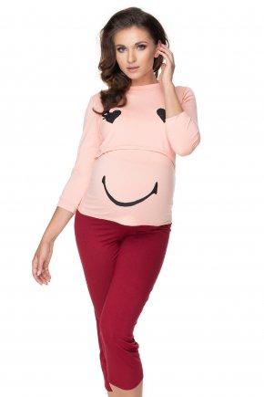 Tehotenské pyžamo Smile