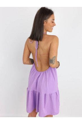 Šaty s odhaleným chrbátom 4