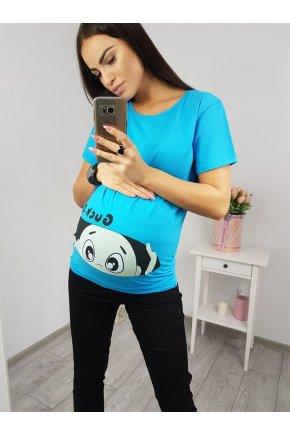 Z52 Tehotenské tričko 4