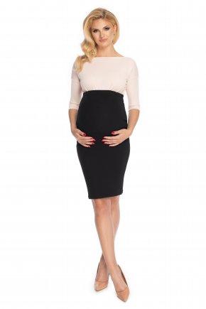 Tehotenská úzka sukňa (1)