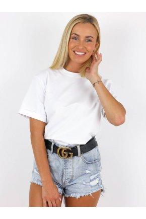 Oversize basic tričko
