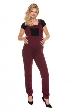 Tehotenské nohavice na traky (6)