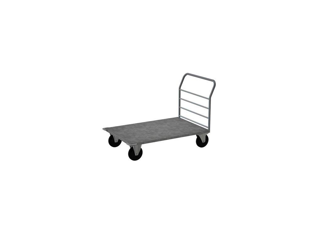 Plošinový vozík skladman 04