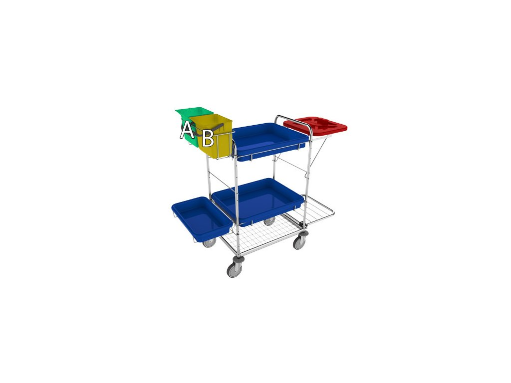 manipulační vozík Man Nemo 60