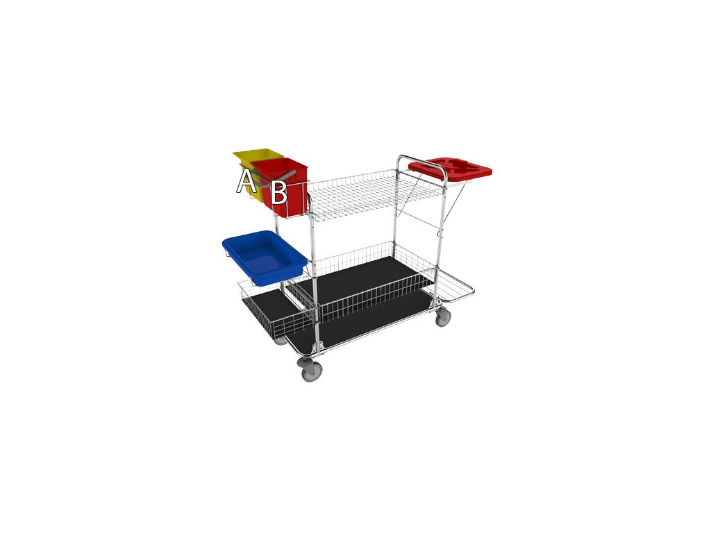 manipulační vozík Velman 130