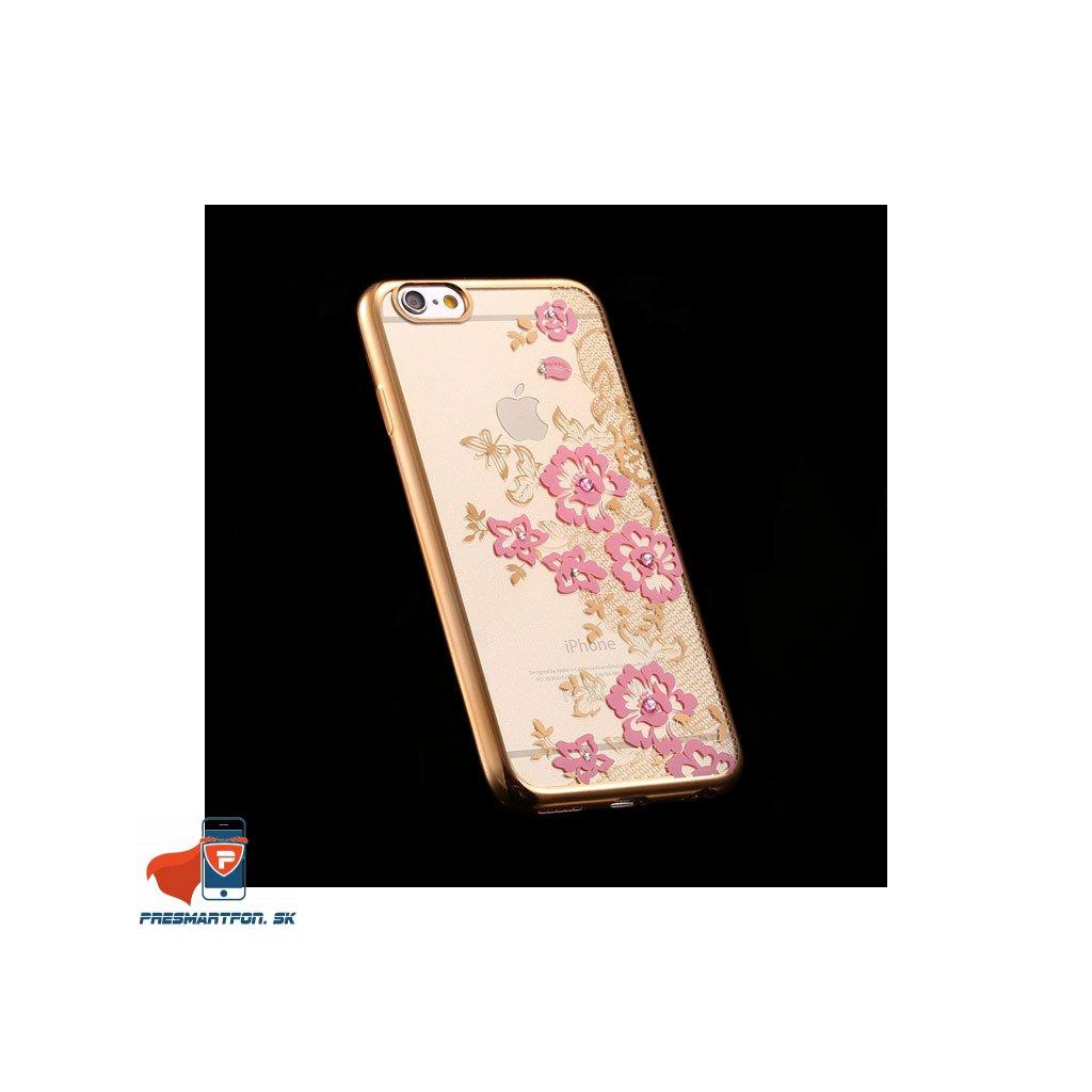 iPhone 6 6S silikonovy luxusny kryt ruzovy 2 1