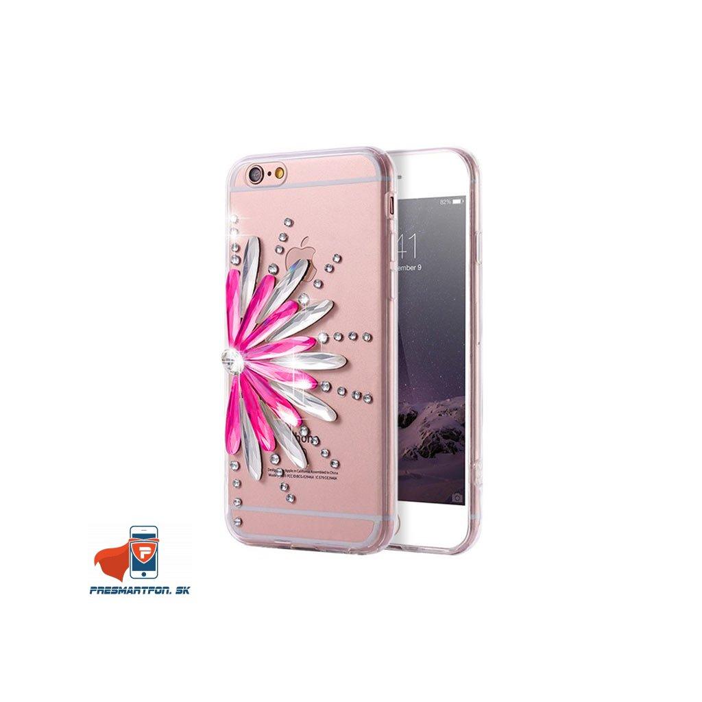 okrasny obal iphone 6 6s ruzovy