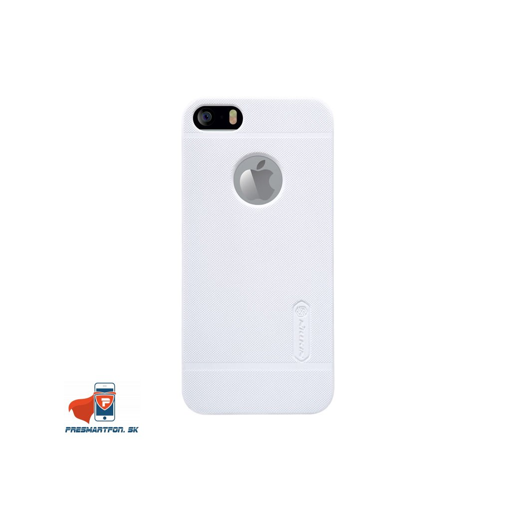 plastovy obal iphone 5s se biely 1