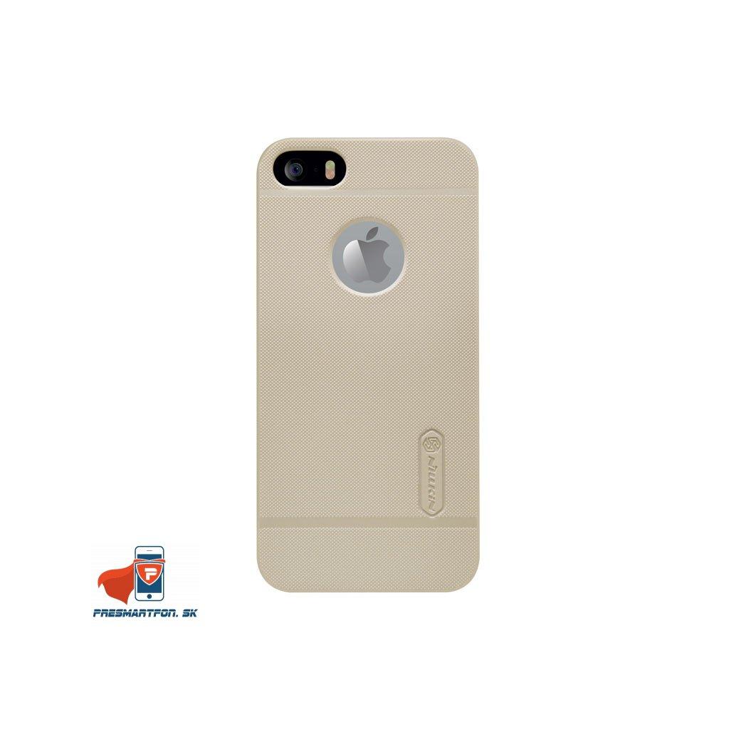 plastovy obal iphone 5s se zlaty 1