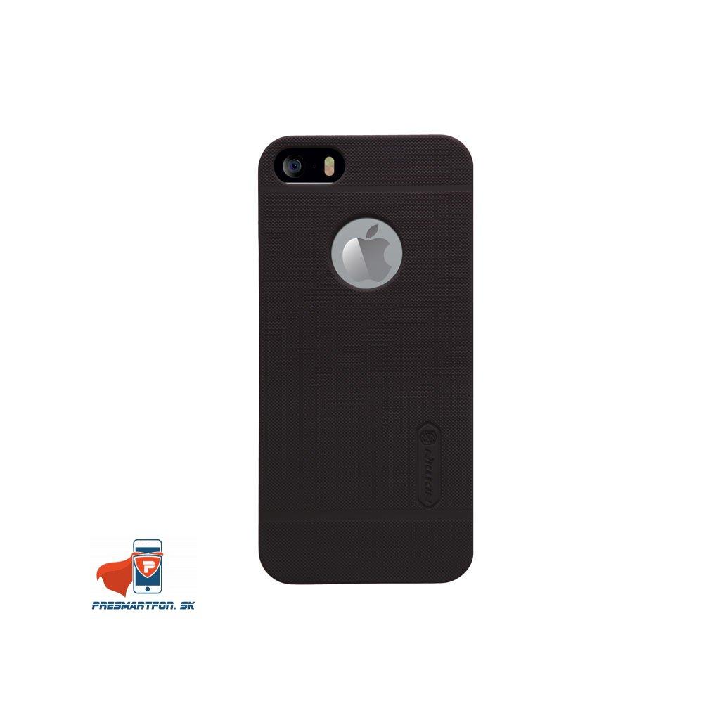 plastovy obal iphone 5s se hnedy 1