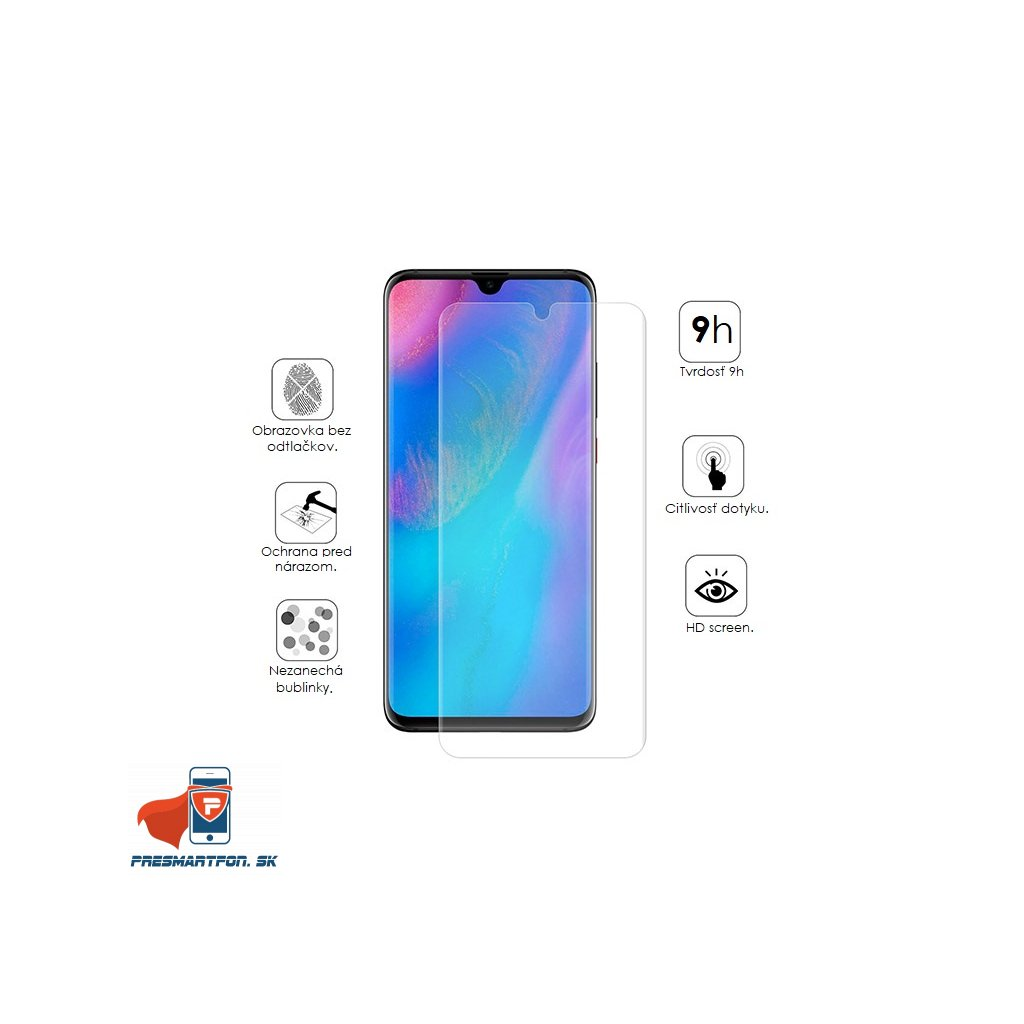 iPhone 5 / 5S / SE ochranné sklo