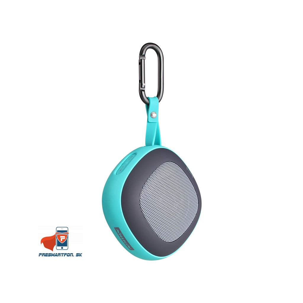 nillkin stone bluetooth reproduktor svetlo modry 1