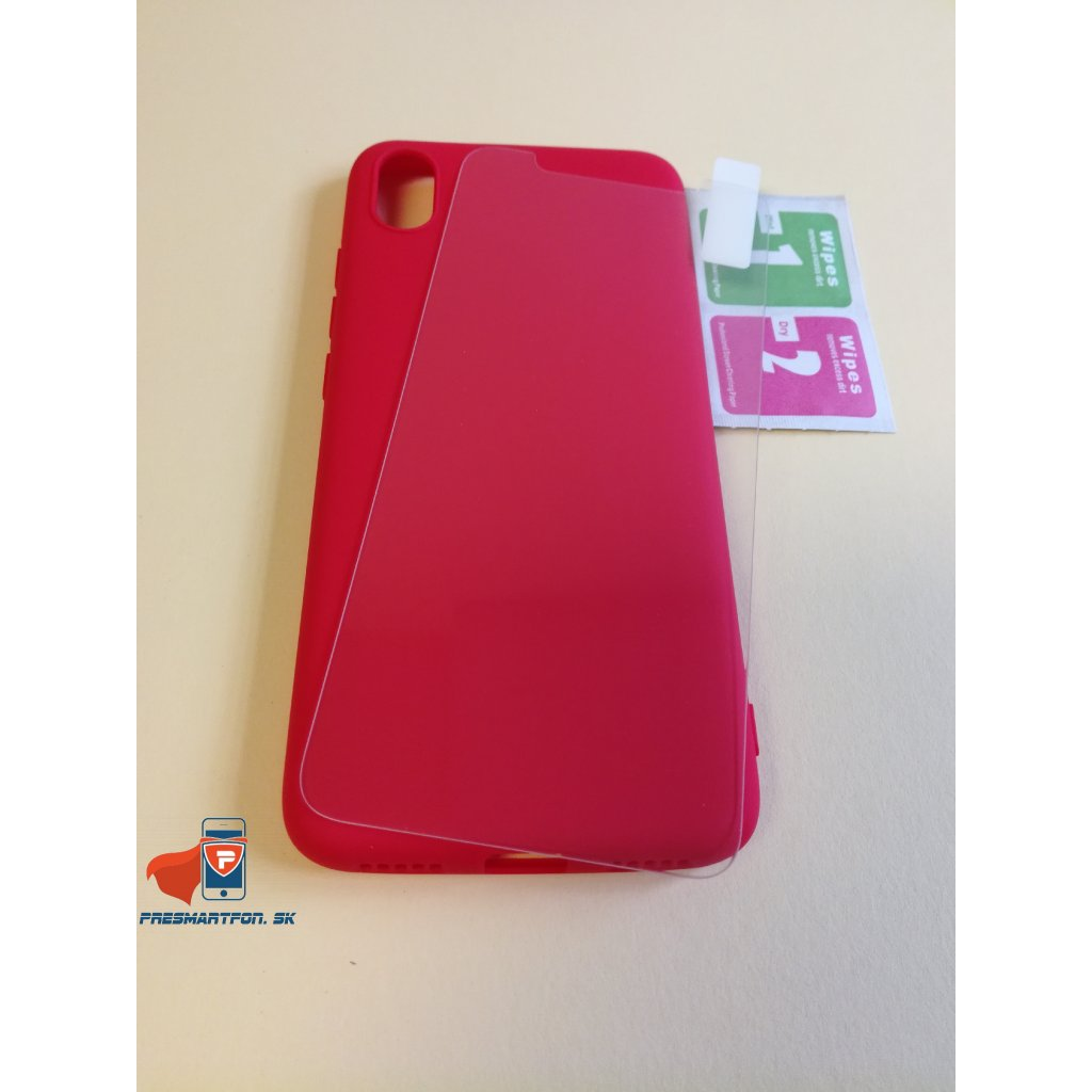redmi 7a soft red 1