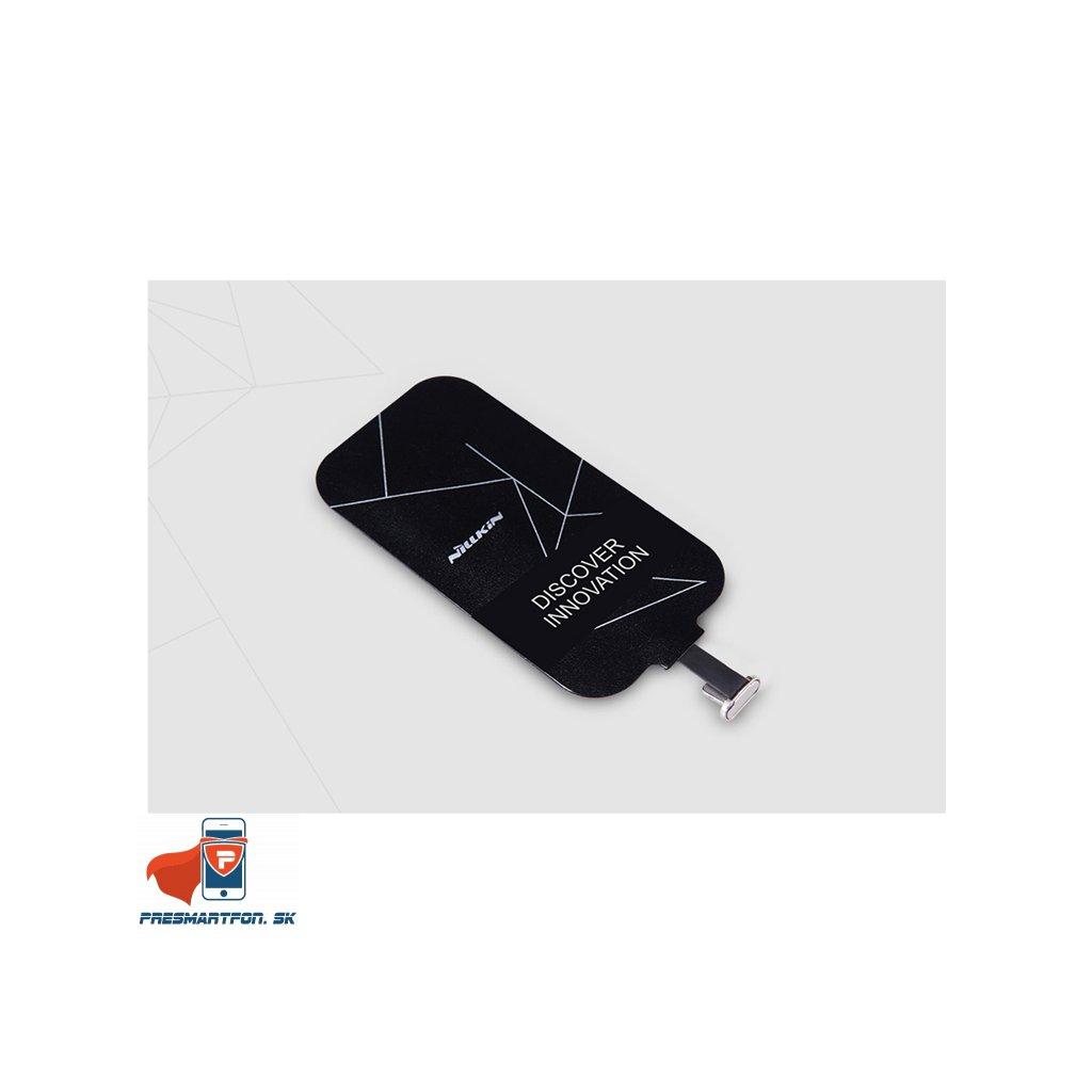 NILLKIN MAGIC TAGS ADAPTÉR PRE BEZDRÔTOVÉ NABÍJANIE MICRO USB, ČIERNY 1