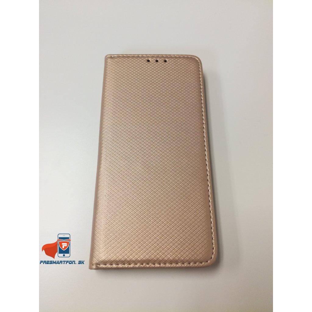 SAMSUNG GALAXY S8 púzdro SMART MAGNET, zlaté