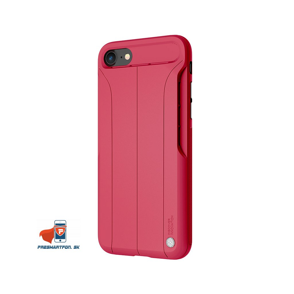 01 amp kryt pre iphone 7 8 cerveny