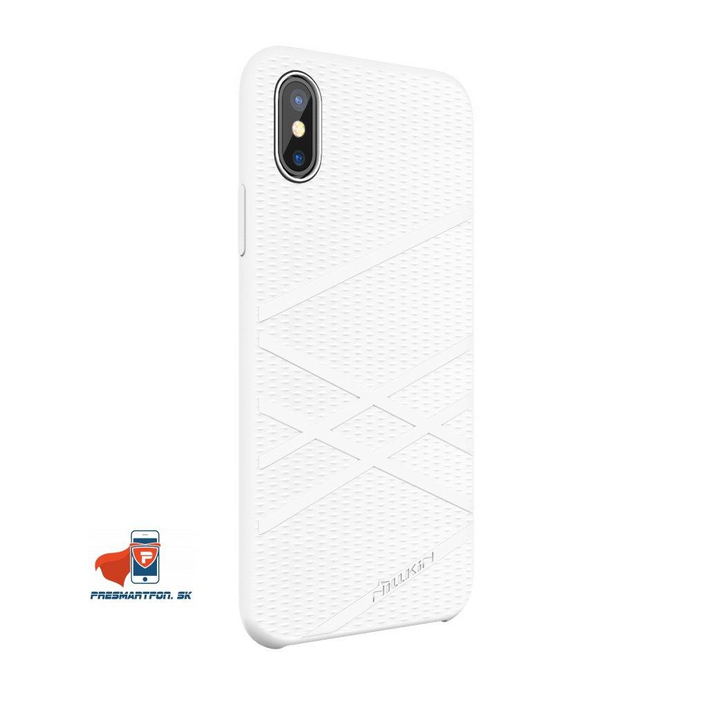01 flex silikonový kryt pre iphone x biely