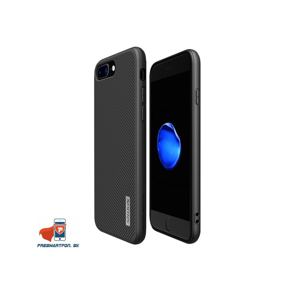 kryt iphone 8 Plus eton nillkin cierny