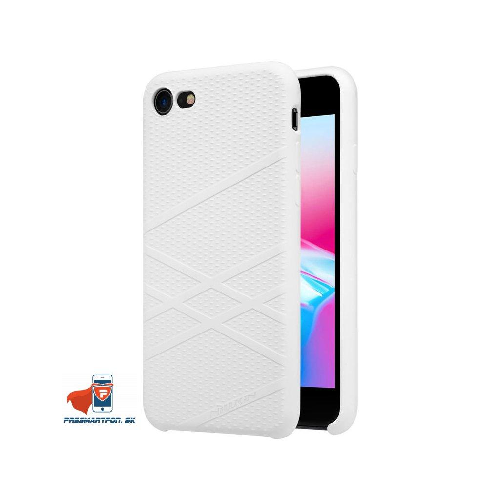 01 flex silikonový kryt pre iphone 7 8 biely
