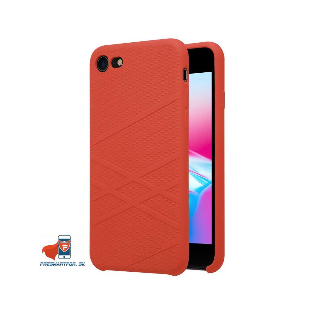 01 flex silikonový kryt pre iphone 7 8 cerveny
