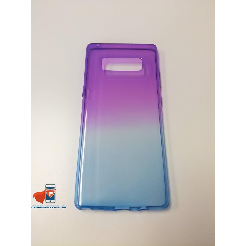 SAMSUNG GALAXY NOTE 8 zadné  púzdro purple & blue