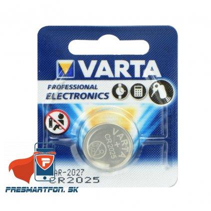 VARTA CR-2025