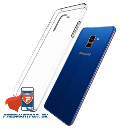 Transparent Silicone Case for Samsung Galaxy A8 A8 Plus 2018 Soft TPU Clear Phone Back Cover