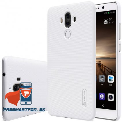tvrdeny kryt huawei ascend mate 9 biely 4
