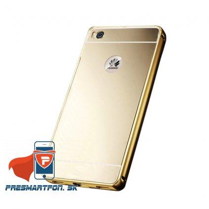 huawei p8 bumper akryl zrkadlovy zlaty 1