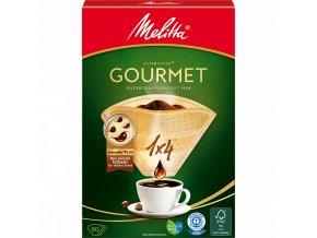 Filtertueten Melitta Gourmet 1x4 6659479