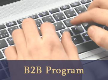 B2B program