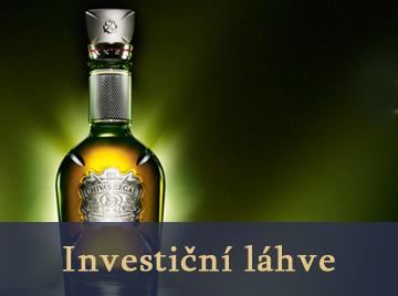 Investiční láhve