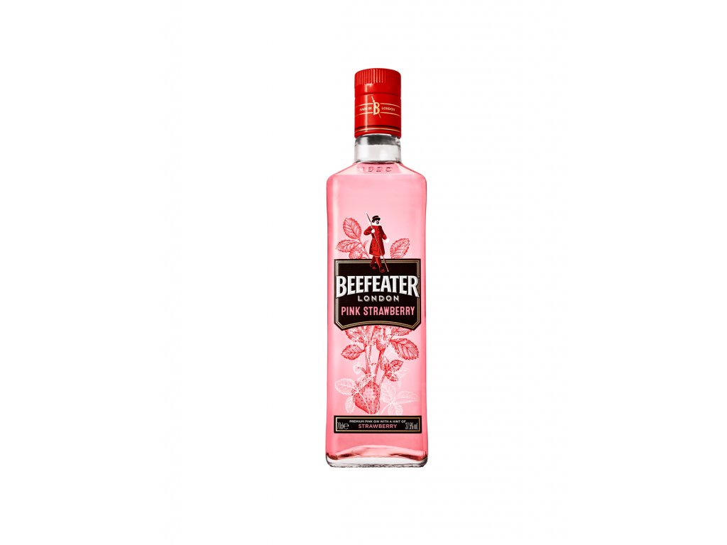 Beefeater 0 7l pink strawberry medium res
