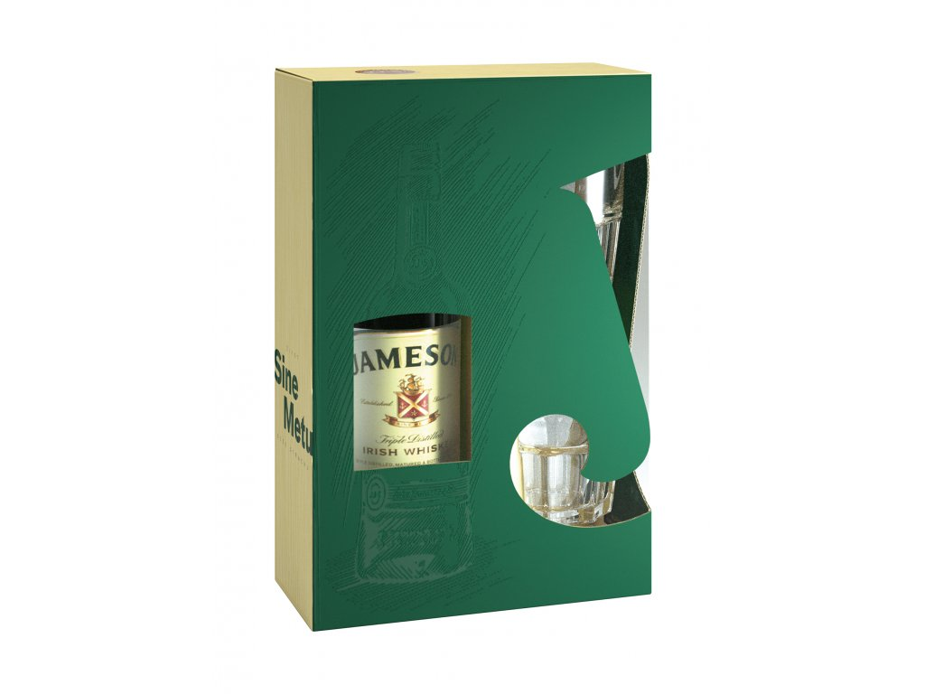 1508838623 02 Jameson Original 700ml+2sklenicky shot Mid