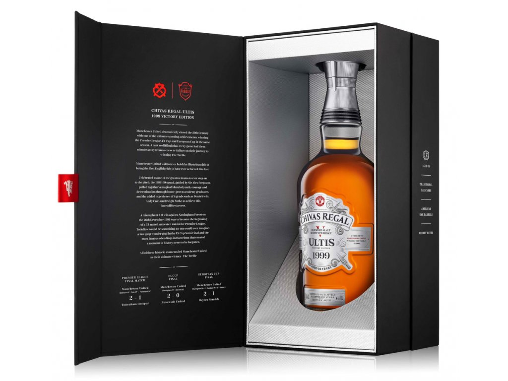 chivas regal ultis 1999 victory edition 0 7l 40 1