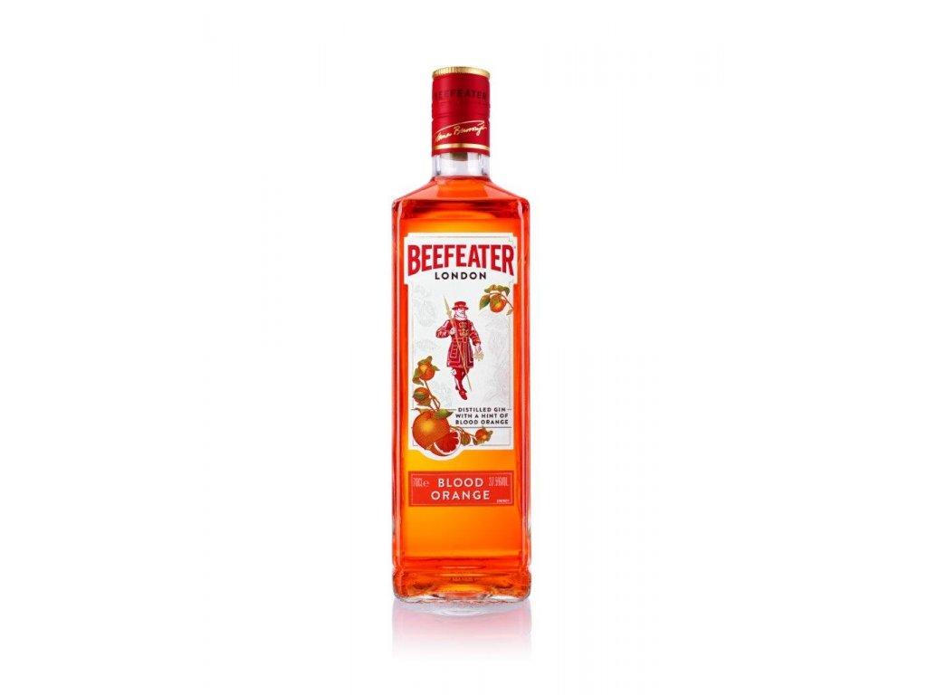Beefeater Blood Orange pomenačnový gin