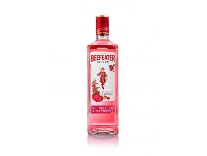 Beefeater Pink Strawberry | jahodový gin nová lahev